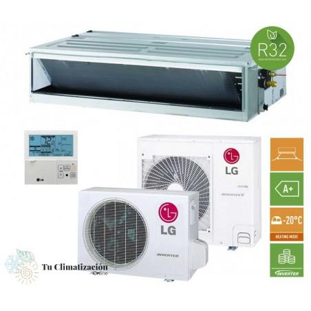 Aire Acondicionado por Conductos LG Confort UM36F