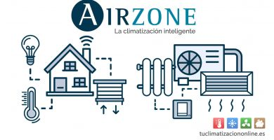 AIRZONE tuclimatizacion online