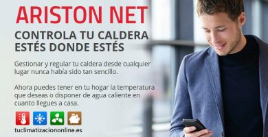ariston net tu climatizacion online