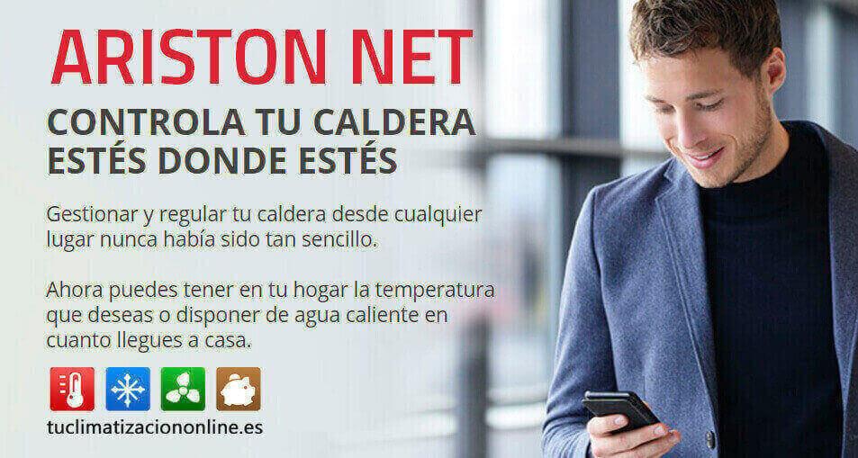 ariston net tu climatizacion online