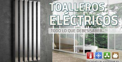 toalleros eléctricos