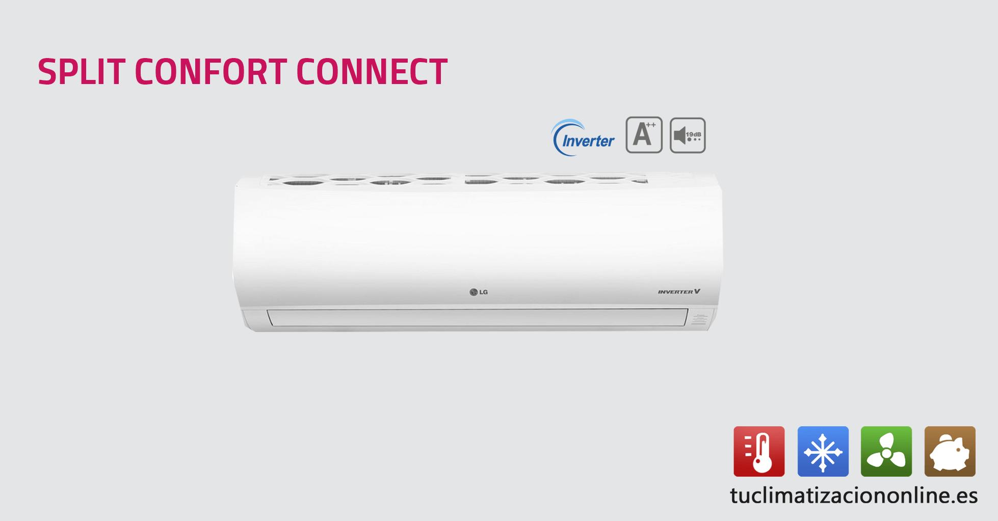 confort connect tu climatizacion online