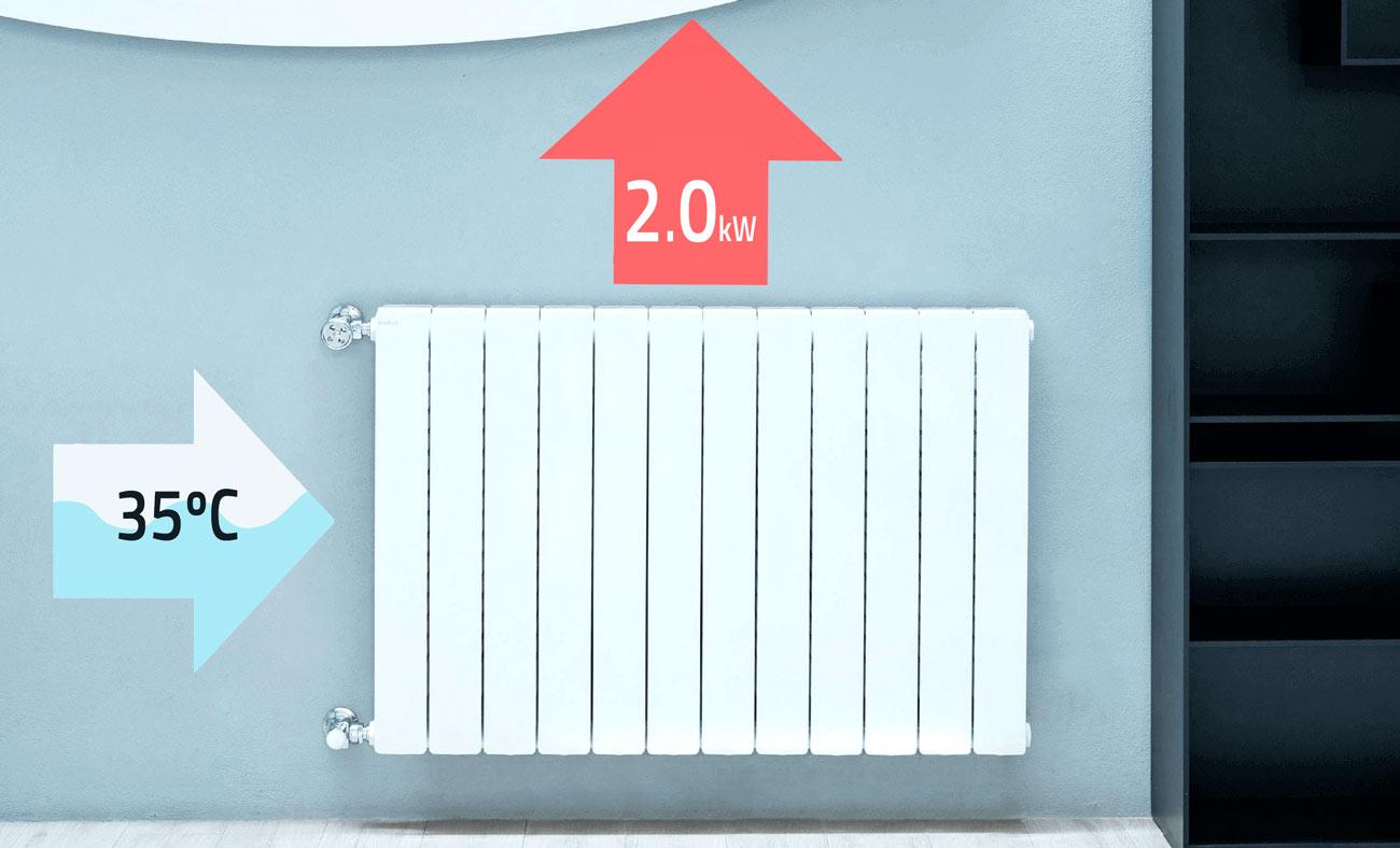 radiadores de baja temperatura tu climatizaci n online