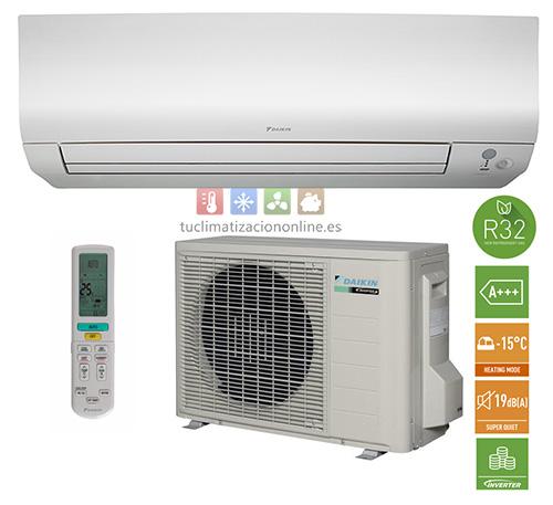 aire acondicionado con bajo consumo Daikin
