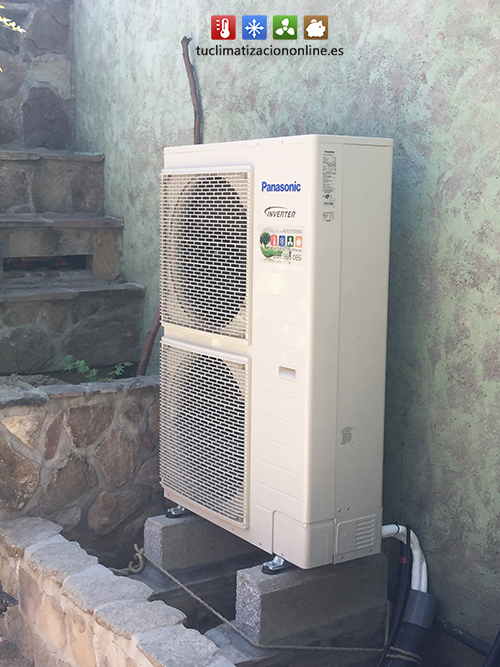 instalacion bomba de calor madrid