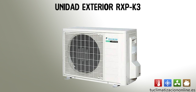 unidad-exterior-daikin-RXP-K3