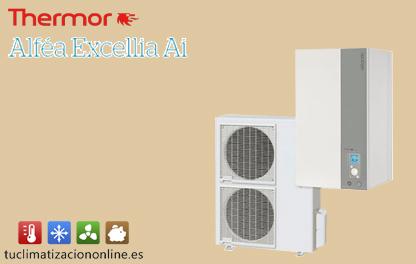 aerotermia thermor