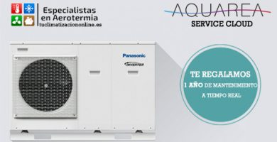 Panasonic Aquarea Service Cloud