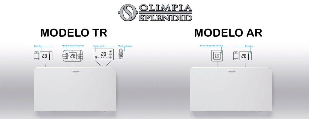 radiadores olimpia bi2 air