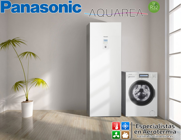PANASONIC-AQUAREA R32