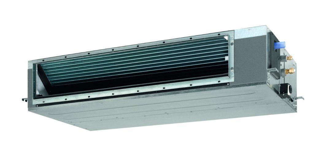 unidades interiores de conductos ADEA-A con R-32 / R-410 A daikin tu climatizacion online  novedades tarifas de precios daikin 2019