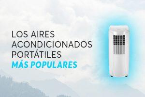 Equipos de aire acondicionado portátil